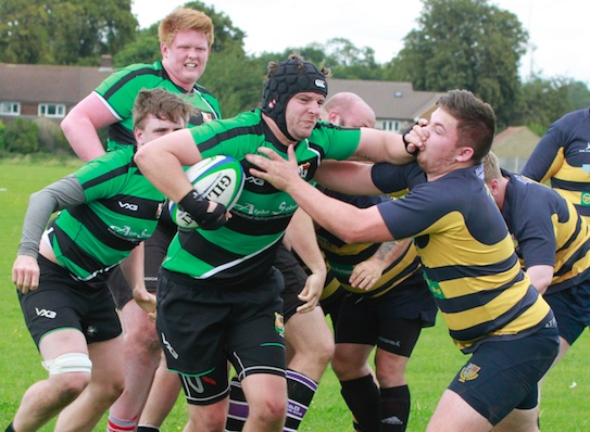 Rugby: Thames 2nds enjoy workout against Chelmsford 1sts