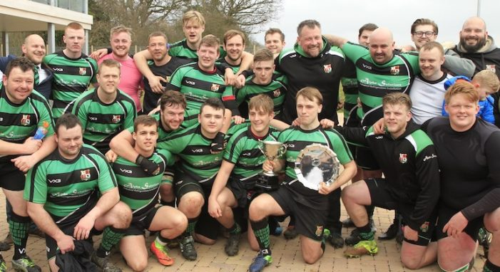 Rugby: Thames win John Adler Cup