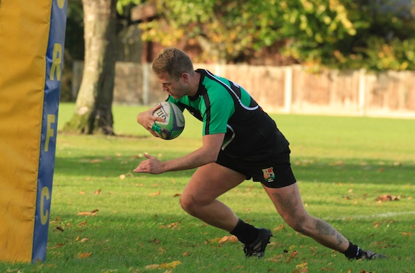 Rugby: Thames breeze past Upminster (Just)