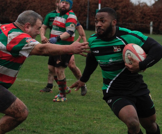 Rugby: Thames make it to final of John Adler Cup
