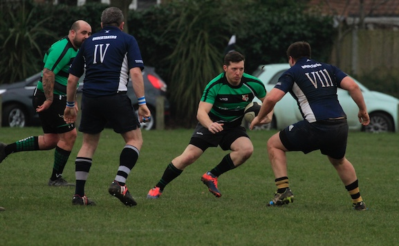 Rugby: Thames finish season with defeat to Chelmsford