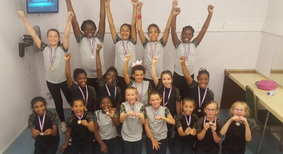 Dancing success for Thameside Primary School
