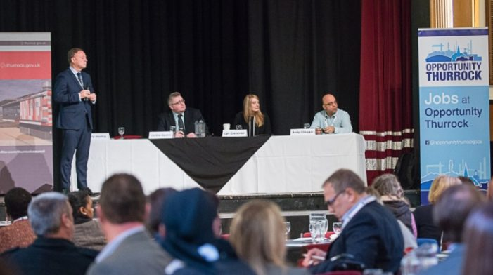 Thurrock Business Conference celebrates growth