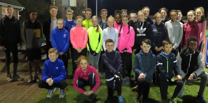 Athletics: Thurrock Harriers impress indoors at Lee Valley