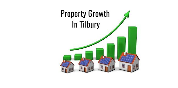 Blog: Tilbury property prices are on the up