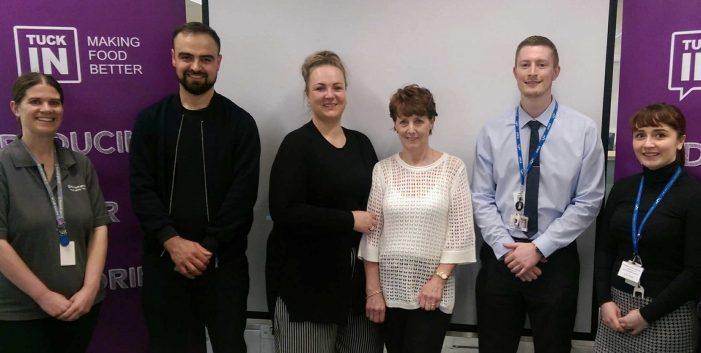 Thurrock Council  launches TuckIN scheme