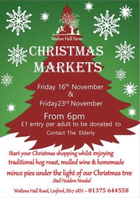 Walton Hall Market to host Christmas Market