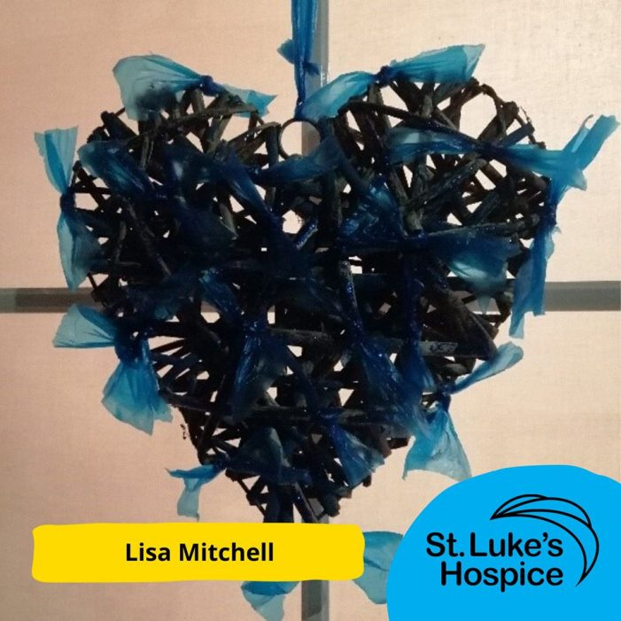 St.Luke's Hospice proud as blue hearts continue to be spotted all over Thurrock and Basildon
