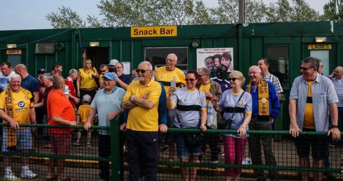 Season ends: a word of thanks as East Thurrock United move into a new era