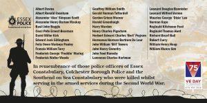essex police VE