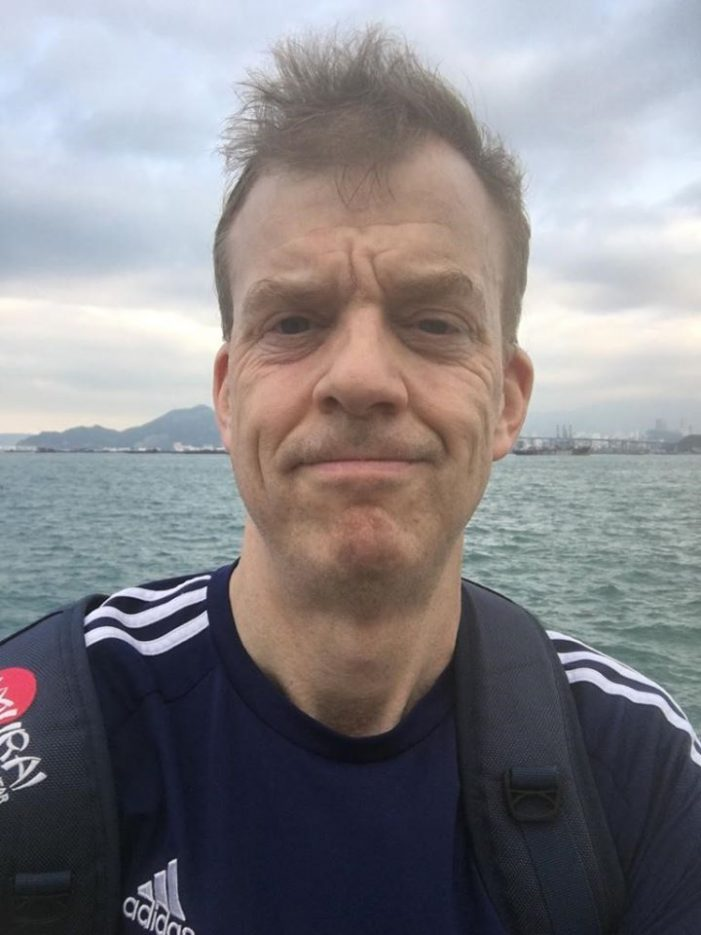 Man goes the extra mile with 10k Easter Sunday run to raise thousands for St.Luke's Hospice