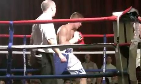 Boxing: Horndon's Hibbert retires after being floored in the fourth