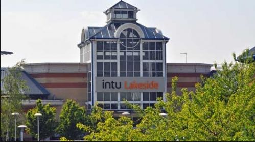 Message from the chief executive of intu Lakeside