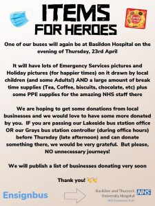 items for heroes appeal