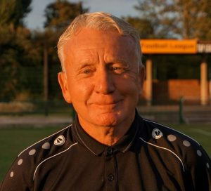 John Coventry (pictured) took charge of over 500 games as East Thurrock United manager