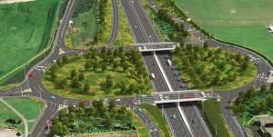 orsett cock roundabout