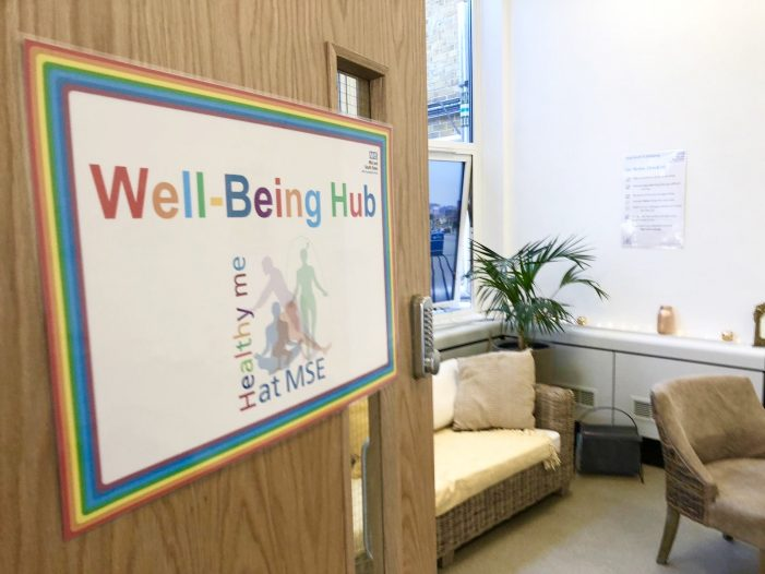Well-being Hub at Basildon and Thurrock University Hospital is huge hit with staff