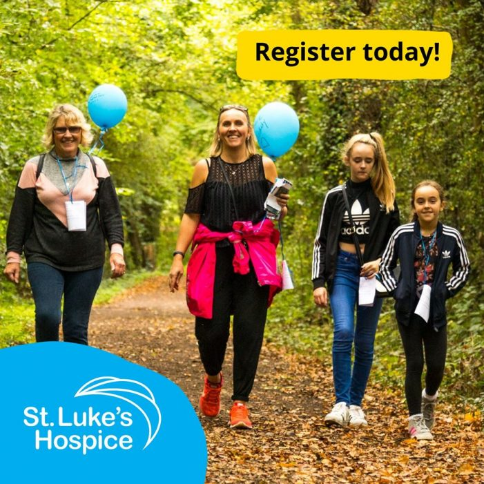 The St. Luke's Hospice events that are still on and how you can register