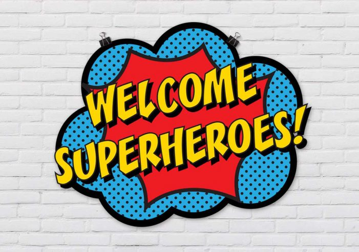 Thurrock's Treetops School launch Superhero Week with a series a daily challenges for pupils