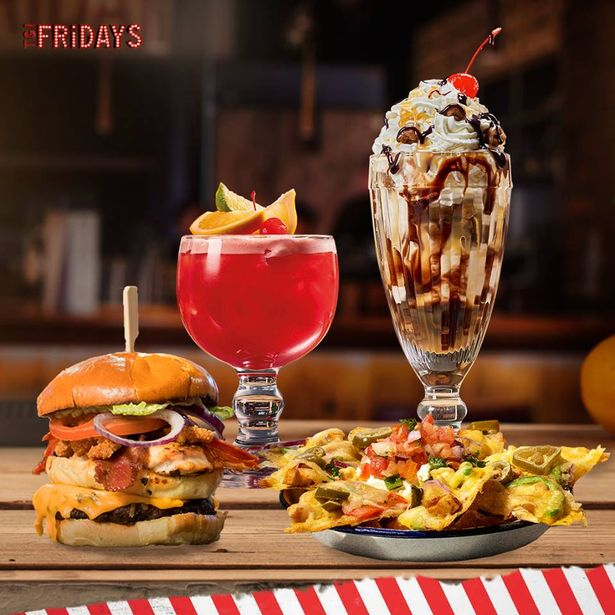 TGI Fridays set to reopen Lakeside restaurant for click-and-collect orders next week